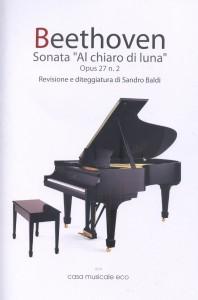 """Sonata """"Al chiaro di Luna"""""""